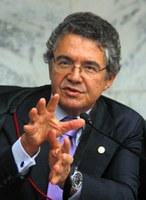 Ministro Marco Aurélio encerra o ano judiciário do TSE