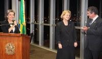 Rosa Weber é empossada ministra substituta do TSE